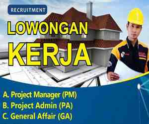 Lowongan Kerja di PT Syahada Development Makassar