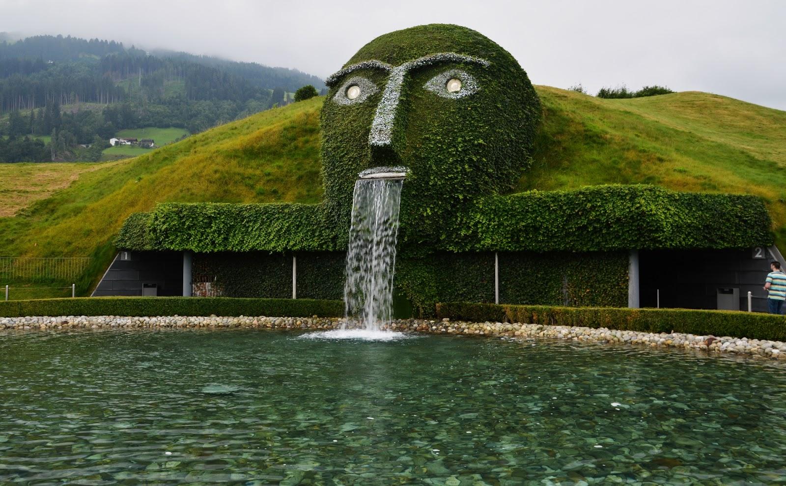 Kristallwelten Wattens Austria