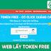 Chia sẽ web lấy token dùng để buff sub tăng like hoàn toàn miễn phí