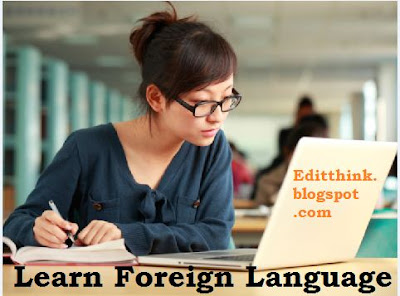Learn foreign Language  English France And More In 7 days Tips In Hindi
