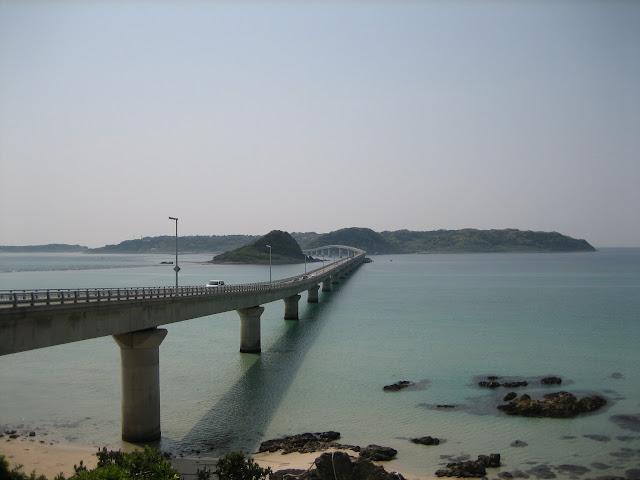 角島大橋 Tsunoshima Oohashi