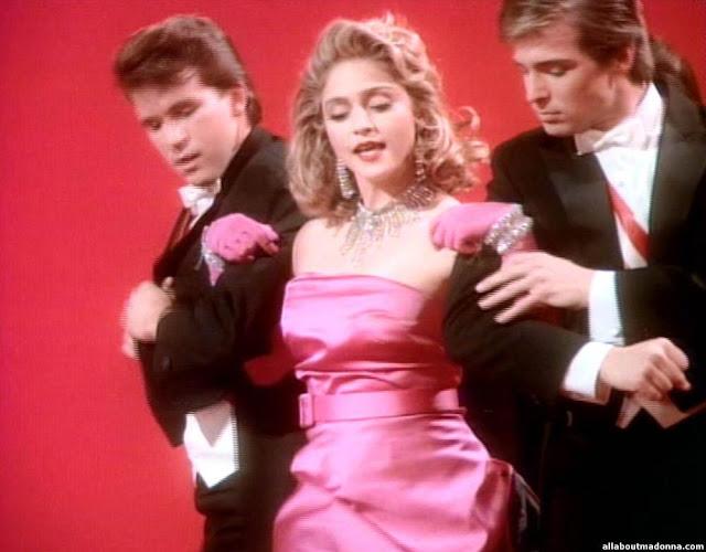 Un Clásico: Madonna - Material Girl