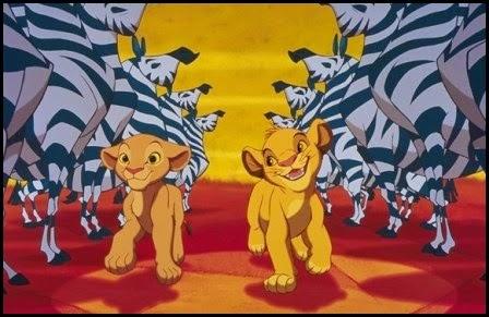 El rey león (Rob Minkoff y Roger Allers, 1994)