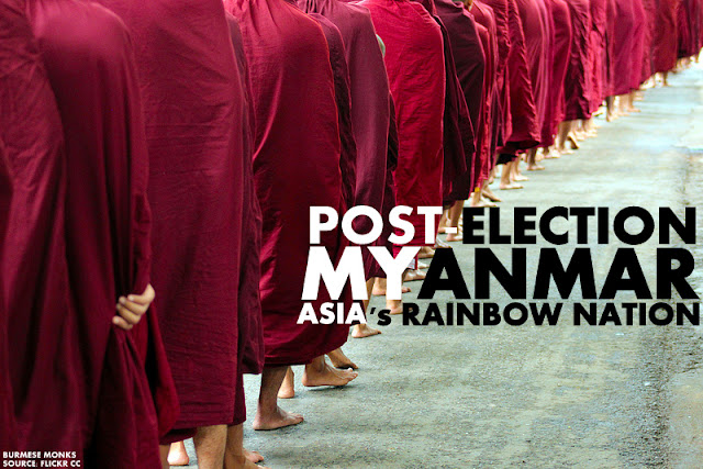 OPINION | Post-Election Myanmar: Asia's Rainbow Nation