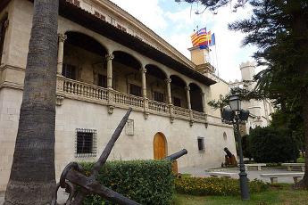 Edificio del Consulado del Mar - Mallorca