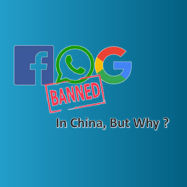Why Google Banned In China