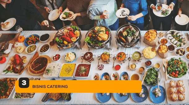 3. Bisnis Catering