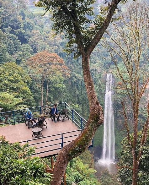 Daftar Air Terjun Terkenal di Jawa Barat