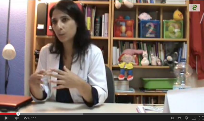 Psicóloga Amaya Fernández