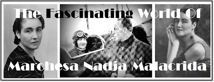 The Fascinating World Of Nadja Malacrida