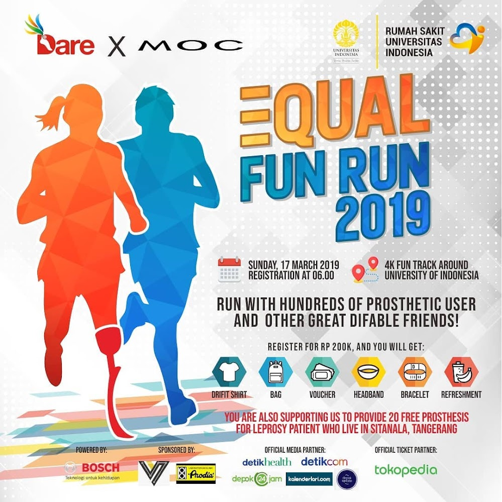 Equal Fun Run • 2019