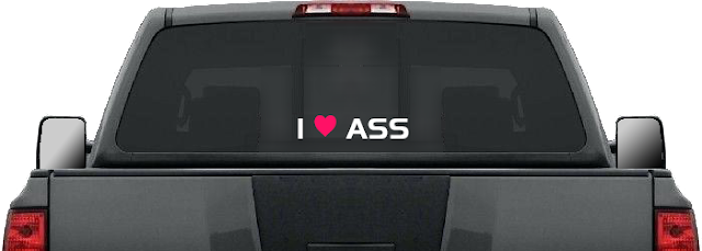 I ♥︎ ass