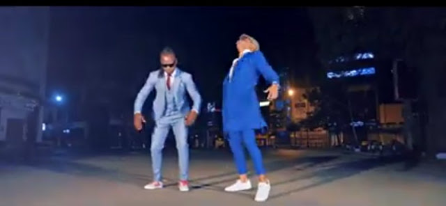 Timmy Tdat Ft Otile Brown - Wembe Video
