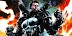 Capa de The Punisher #218 mostra Justiceiro com armadura do Máquina de Combate