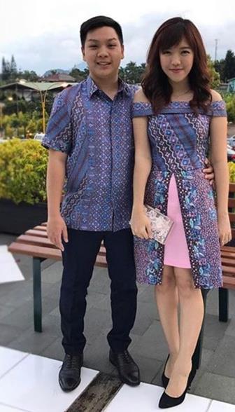 Baju Batik Couple Yang Modis Dan Modern