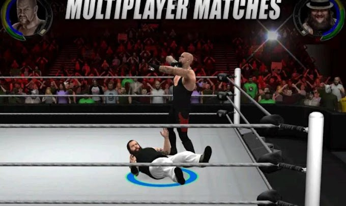 5 Best Wwe Games For Android In Hindi