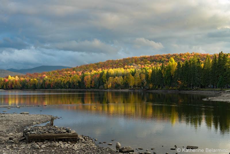 Kokadjo First Roach Pond Things to Do in Moosehead Lake Maine