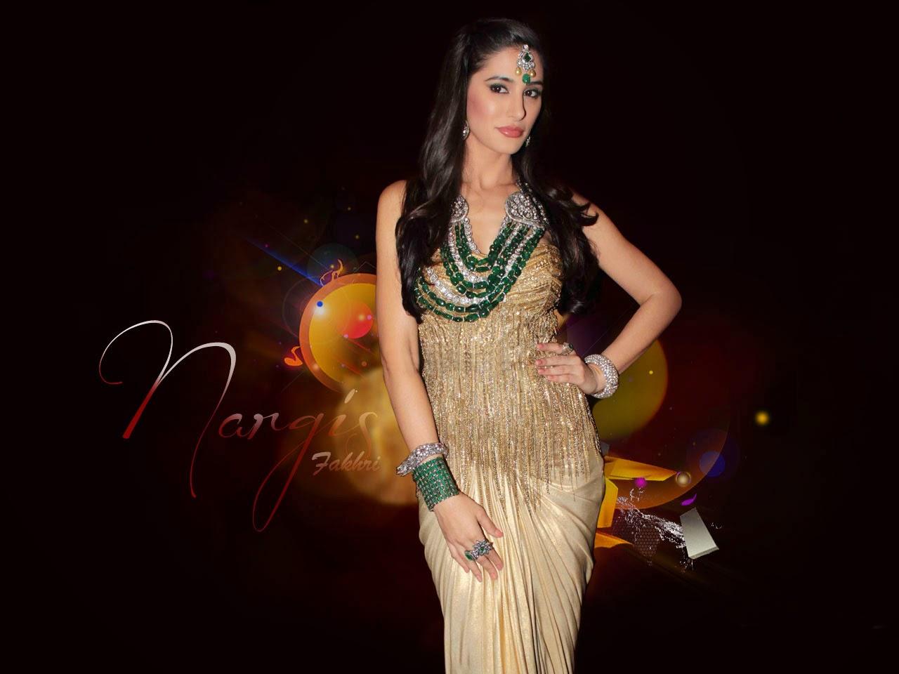 Celebrities Hd Wallpaper Download Nargis Fakhri Hd: Nargis Fakhri HD Wallpaper