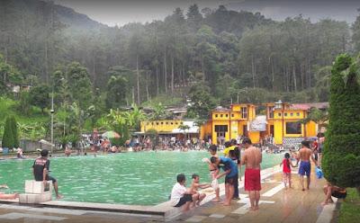 Harga Ticket Wisata Air Panas Padusan Pacet Mojokerto