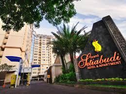 Grand Setiabudi Business and Family Hotel, Lokasi Strategis dan Kamar yang Nyaman