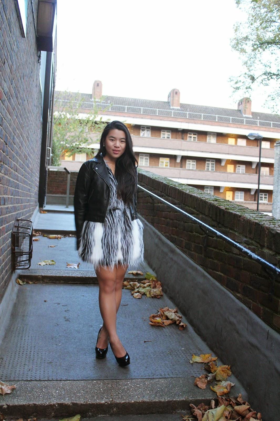 Thuy Phamova / Bridge of Memories / Outfit