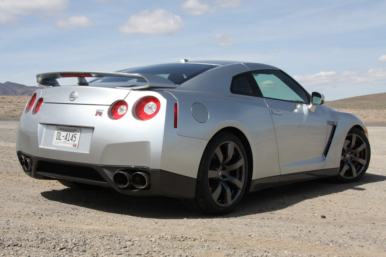 HD Cars Wallpapers: Nissan GTR