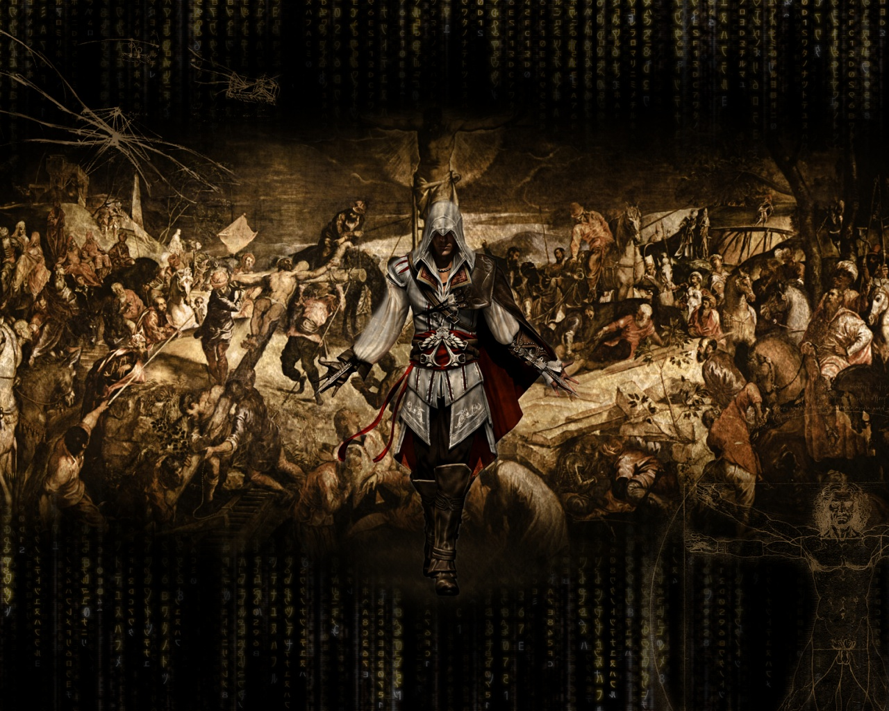 Assassin's Creed 2 Wallpaper 1280x1024