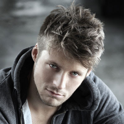 Latest Messy Hairstyles Men 2015 Best Haircuts