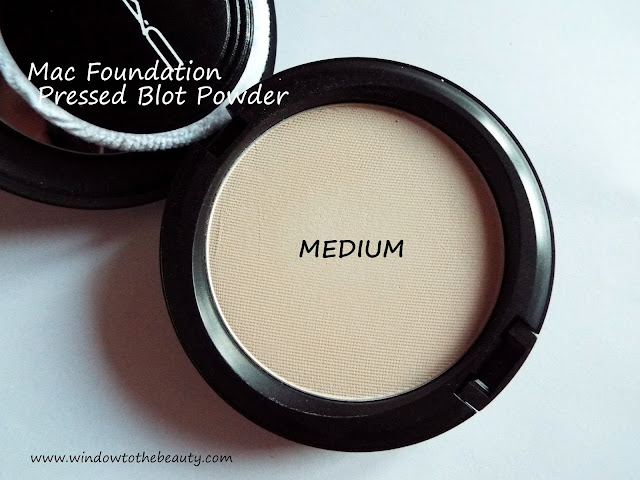 mac puder odcień medium