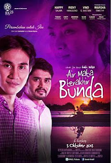 Image result for Air Mata Terakhir Bunda (2013) DVDRip