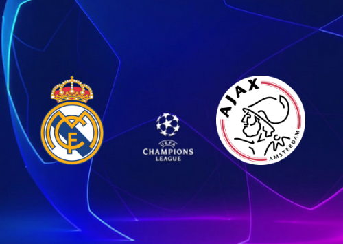 Real Madrid vs Ajax Full Match & Highlights 5 March 2019