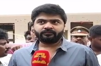 """Social Media is playing an Important Part in Youngsters Voting"" – Actor Simbu"