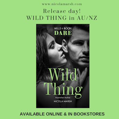 RELEASE DAY: Wild Thing in AU/NZ