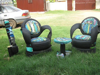 Brilliant Ways To Reuse And Recycle Old Tire