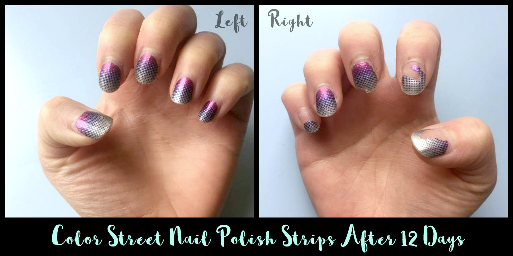 Product Review: Color Street Nail Polish Strips (Part II) - The Leaf ...