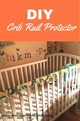 crib rail protector