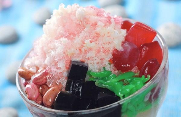 Segarnya Berbuka Puasa Dengan Es Shanghai Spesial, Bikin Sendiri Yuk!