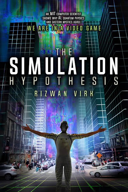 The Simulation Hypothesis - Front Cover