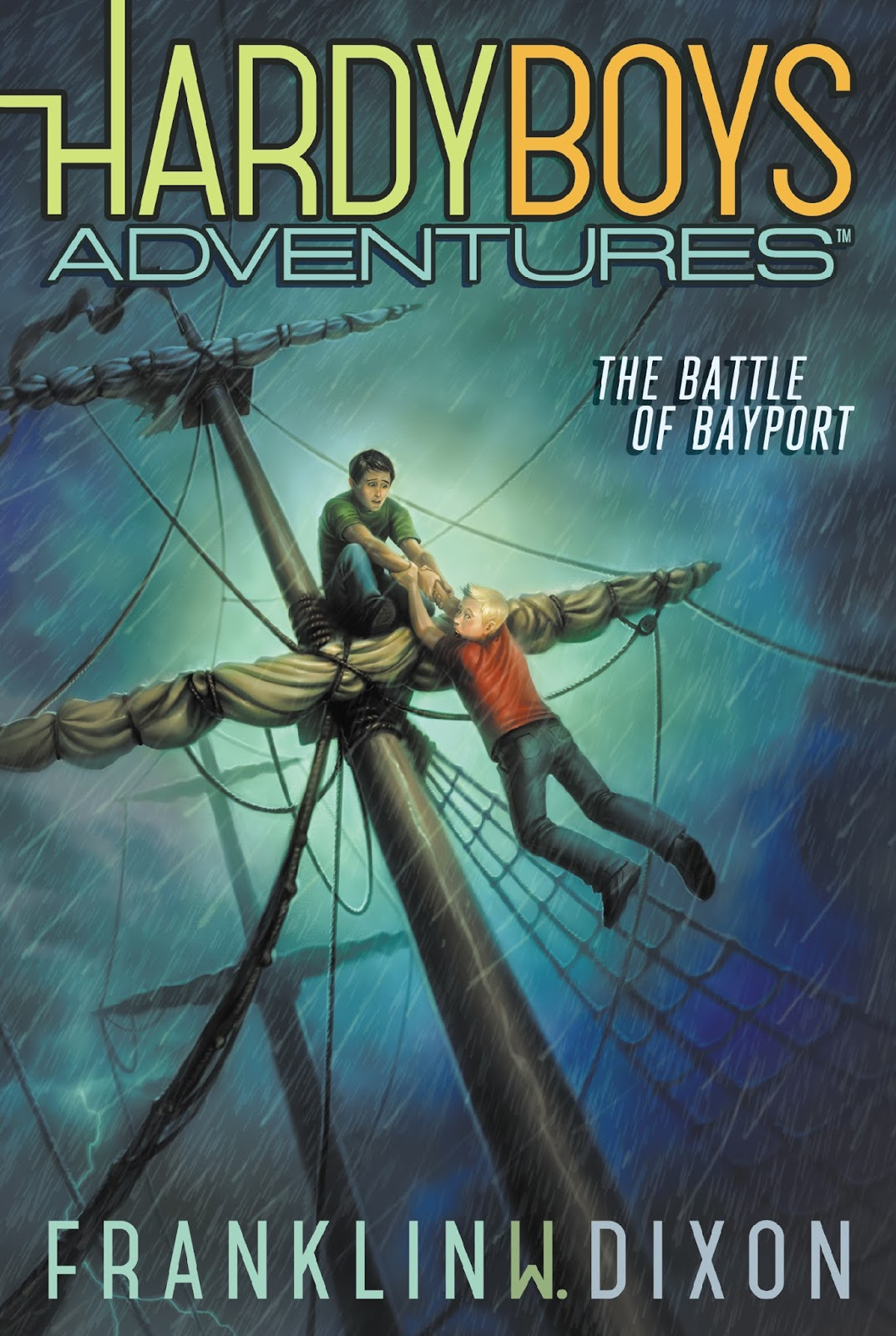Important Quotes From Into Thin Air With Page Numbers: Series Books For Girls: Hardy Boys Adventures #5 Peril At