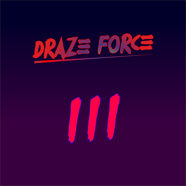 Graham Sedam, blog, thoughts, life, interests, Draze Force, III, Digital Ocean, Nick Morris, Synthwave, electronic music