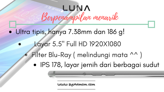 #BeTheGravity, Smartphone Luna, Gravitasi Luna