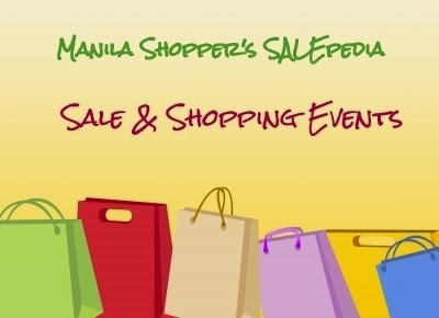 30d5c3b1100 Ongoing SALE   Shopping Events   Promos