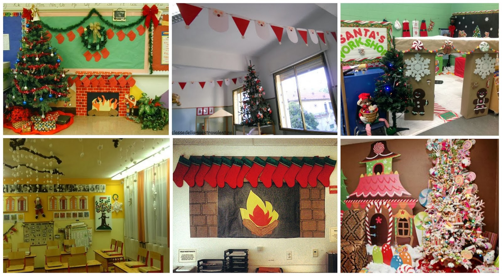 Lluvia de ideas recursos ideas para decorar y preparar - Como adornar en navidad ...