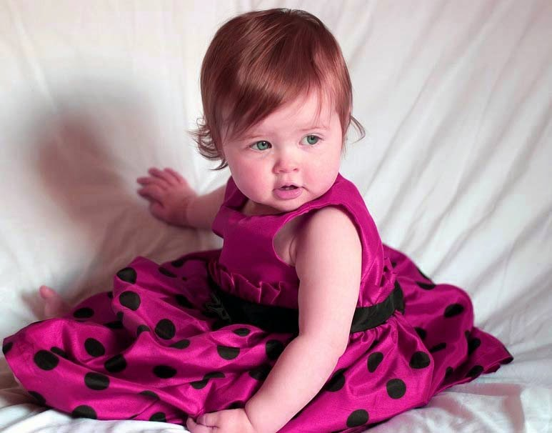 a-cuty-baby-girl-melek-pic-pembe