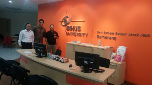 Binus University Semarang
