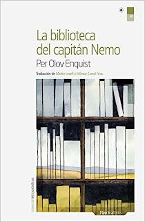 La biblioteca del capitán Nemo / Per Olov Enquist