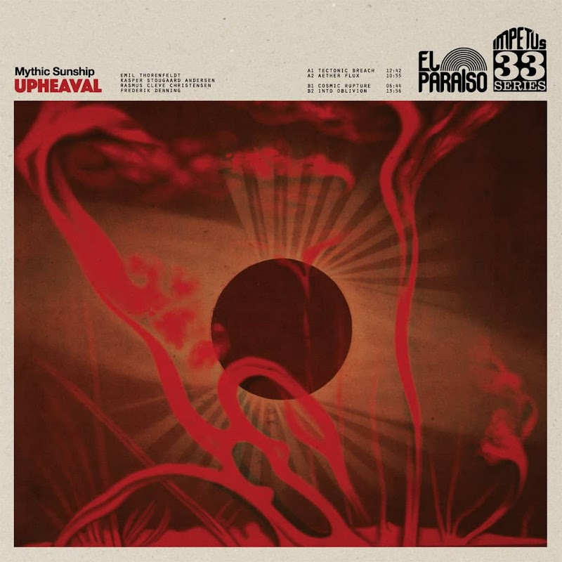 Mythic Sunship - Upheaval | Review