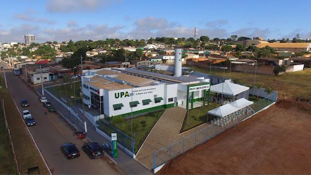 UPA de Cristalina é inaugurada após 7 anos de obras