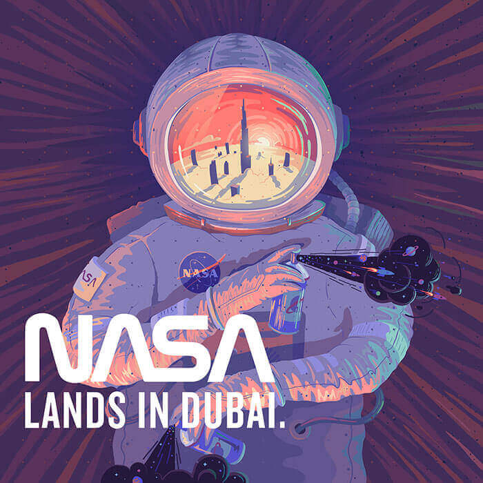 -ING Creatives Festival 2017 NASA DUBAI