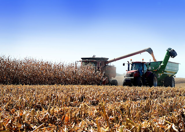 How long does planting and harvest last on a farm?